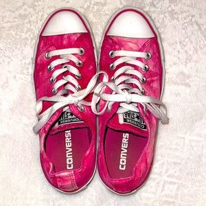 Converse Pick Tie Die Shoes
